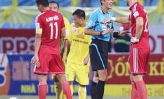 Trọng tài Thái Lan và Nhật Bản sẽ bắt chính tại V.League