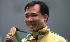 Hoàng Xuân Vinh: 'Tôi hạnh phúc khi mang vàng về cho VN'