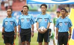 Lộ trận đấu thứ 2 tại V.League sẽ được bắt chính bởi trọng tài ngoại