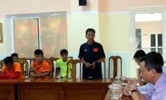 Lãnh đạo VFF giao nhiệm vụ cho đội tuyển U19 Việt Nam
