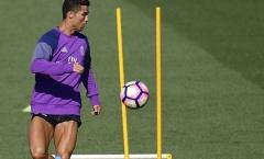 'Ronaldo có thể chạy hàng triệu km mà không mệt'