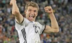 Thomas Müller tuyên bố ghi bàn trở lại cho đội tuyển Đức