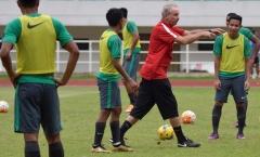 Indonesia chuẩn bị cho trận thủy chiến với Việt Nam ở bán kết AFF Cup