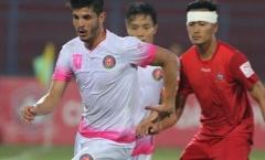 CLB Hải Phòng và Sài Gòn FC nhận án phạt đầu tiên tại V.League