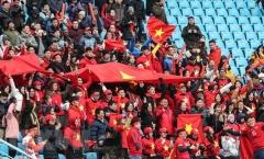 Đề nghị đảm bảo an ninh cho các cổ động viên U23 Việt Nam
