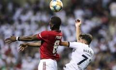 'Gạ' MU đổi Pogba lấy người thừa + 27 triệu bảng, Zidane nhận cái kết cực đắng