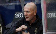 Zidane tiết lộ mục tiêu hàng tiêu hàng đầu của Real ở mùa giải tới