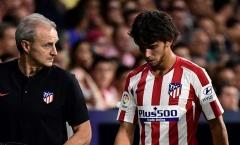 'Bom tấn' khập khiễng ngay ngày khai màn, Atletico chìm vào hoang mang