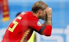 Lĩnh thẻ oan, Ramos nói gì sau trận đấu?