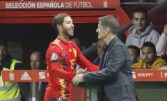 San bằng lịch sử, Ramos tuyên bố sẽ xác lập kỷ lục mới tại tuyển TBN
