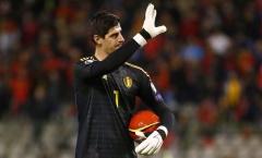 Giúp Bỉ giành 3 điểm, 'Bom xịt' Real cán cột mốc khó tin