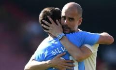 Pep Guardiola: 'Có 4 cái tên này, tôi chẳng cần tìm người thay thế Silva'