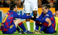 Messi và Griezmann: Đã đến lúc cùng nhau đứng lên