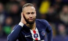 Sau tất cả, Neymar vẫn không thể trở về 'mái nhà xưa'