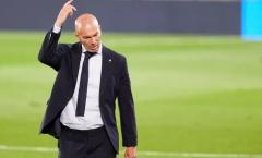 Real lần thứ ba liên tiếp hưởng pen, Zidane nói gì?