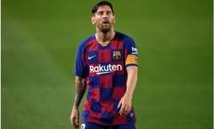 Dani Alves: 'Đó là điều mà Messi đang cực kỳ thiếu thốn tại Barca'