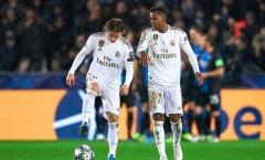 Rodrygo: 'Tôi gọi cầu thủ đó bằng bố'