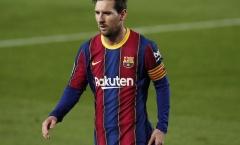 Tham vọng dâng trào, Man City chốt thời điểm đàm phán mua Messi