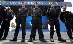 An ninh thắt chặt tại khu Fan Zone ở Nice