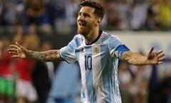 Messi phàn nàn, AFA rối rít thanh minh