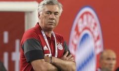 Ancelotti muốn đưa Bayern thành bá chủ trời Âu