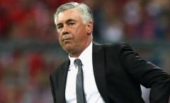 4 CLB không bao giờ được dẫn dắt bởi Carlo Ancelotti