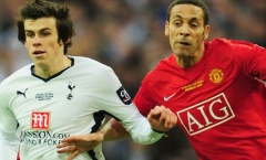 Ferdinand viết 'tâm thư' khuyên Bale đến ngay Man Utd
