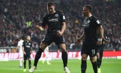 Choáng! Sao trẻ Eintracht Frankfurt ghi 5 bàn trong 1 trận ở Bundesliga