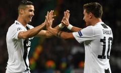 'Tôi không hiểu tại sao người ta khen Juventus nhiều như vậy'