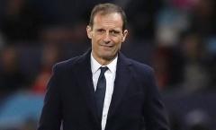 HLV Allegri chỉ ra 3 cầu thủ đáng sợ của Man Utd