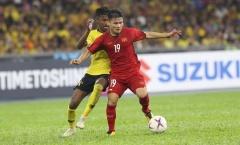 Fan Malaysia gửi chia sẻ mùi mẫn, ví Quang Hải với tiền vệ trứ danh thế giới