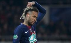 Vì Neymar, Barcelona cho Man Utd được thỏa lòng