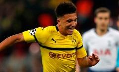 'Vì 2 cái tên này, Sancho hãy từ chối Man Utd'