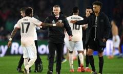 'Đá với Man Utd 1000 lần, PSG sẽ thắng 999'