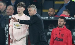 'Cậu ấy sẽ là tương lai của Man Utd' - Matic khen ngợi một cái tên