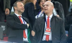 Woodward và nhà Glazer họp bất thường, tương lai Solskjaer được chốt