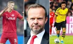 Ed Woodward chốt danh sách, đã rõ 8 mục tiêu của Man Utd trong mùa Đông