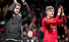 Fan Man Utd: 'Cậu ấy còn hay hơn cả Greenwood'