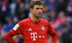 Gặp Chelsea, Thomas Muller mừng rơn