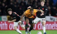 Đá lại với Wolves, Man Utd mất 7 cầu thủ