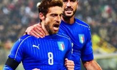 Anh tài EURO: Italia (Bảng E)