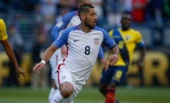 Dempsey nói gì sau khi trở thành người hùng của tuyển Mỹ?