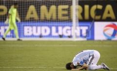 Maradona đã đúng, Messi không có tố chất thủ lĩnh