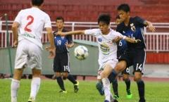"""Phan Thanh Hậu lọt vào """"mắt xanh"""" của HLV U16 Nhật Bản"""
