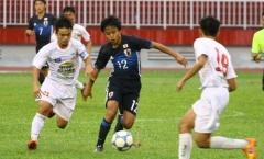 U16 Nhật Bản đánh lạc hướng U16 Việt Nam như thế nào?