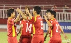 BXH FIFA: Vượt qua xứ Wales, nữ Việt Nam đuổi theo Thái Lan
