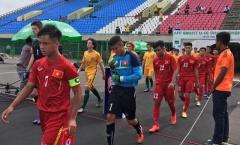 Chờ U16 Việt Nam đụng U16 Thái Lan ở trận chung kết