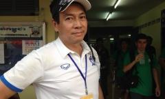 """Trưởng đoàn U16 Thái Lan: """"Đã mong sẽ gặp Việt Nam ở chung kết"""""""