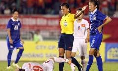 Nữ trọng tài Myanmar gây tranh cãi sắp đến Việt Nam