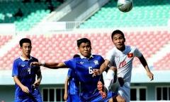 U19 Việt Nam thắng U19 Thái Lan ở trận mở màn KBZ Cup